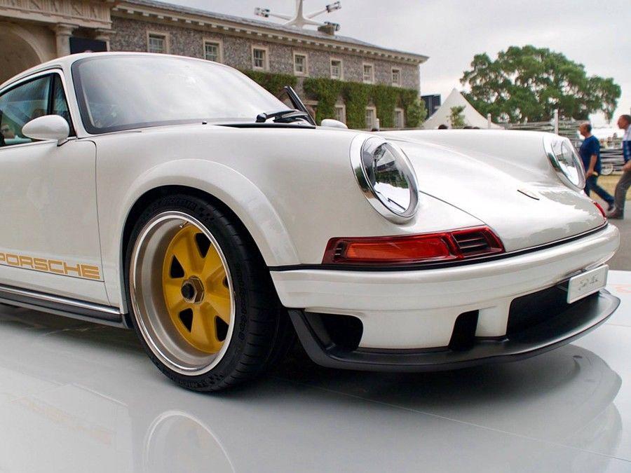 超強組合!F1車隊Williams與Singer共同開發的怪物Porsche 911!
