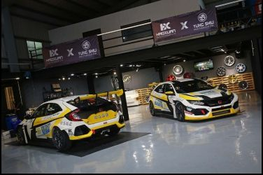 XYZ Taiwan Racing車隊打破大鵬灣前驅車記錄1:45.5