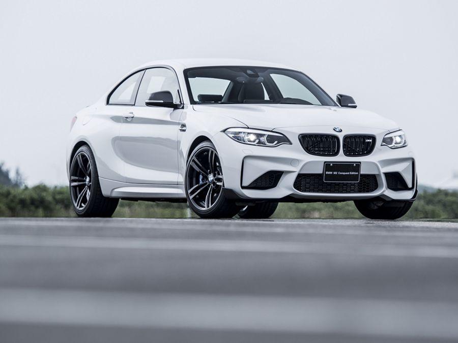 BMW M2 Conquest Edition全面升級搭載 M Performance高性能加裝套件