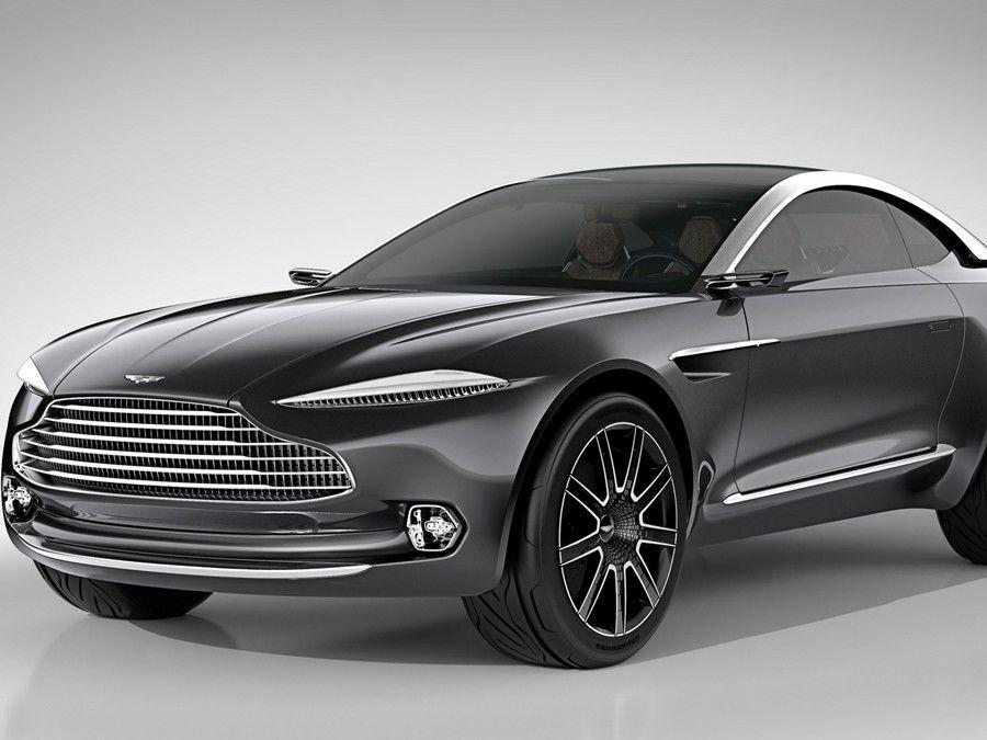 豪華休旅車生力軍!Aston Martin DBX休旅車確認將在2019年開始量產!