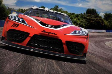 Toyota決定明年換將用Supra投入北美Nascar賽事