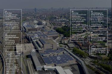 全球第一座獲得碳中和認證的豪華汽車品牌生產工廠