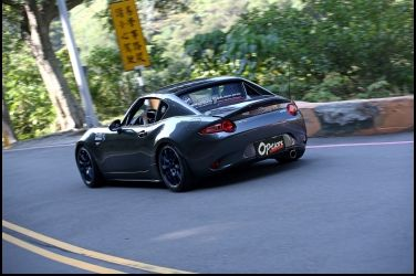 GT Supercharged MX-5 Prototype  HKS母廠合作製造(下)  懸吊、制動全面提升,更輕鬆就能獲得駕馭樂趣。