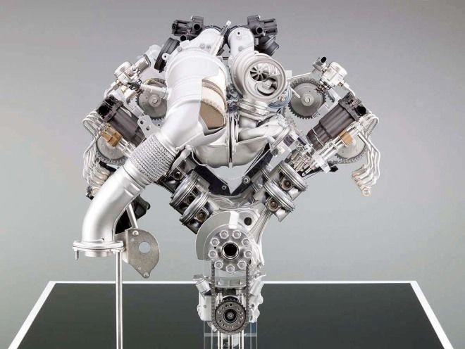 汽車規格大解讀-引擎排列型式:V型引擎