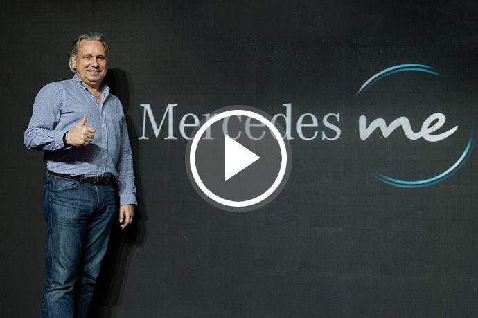 台灣賓士發表 全新互聯科技 Mercedes ME