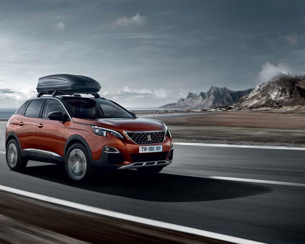 《2018玩甚麼車》Peugeot 3008 Facelift好爸爸也可想有操駕樂趣 (10-8)