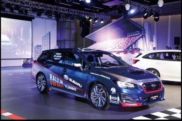日系唯一 真性能跑旅Subaru Levorg 2.0 GTS