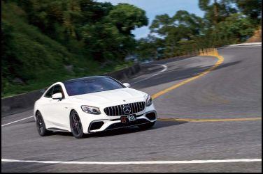 由內而外的華麗Mercedes-AMG S63 4Matic+ Coupe