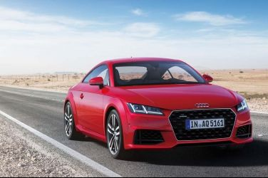 慶問世20週年Audi發表小改款TT