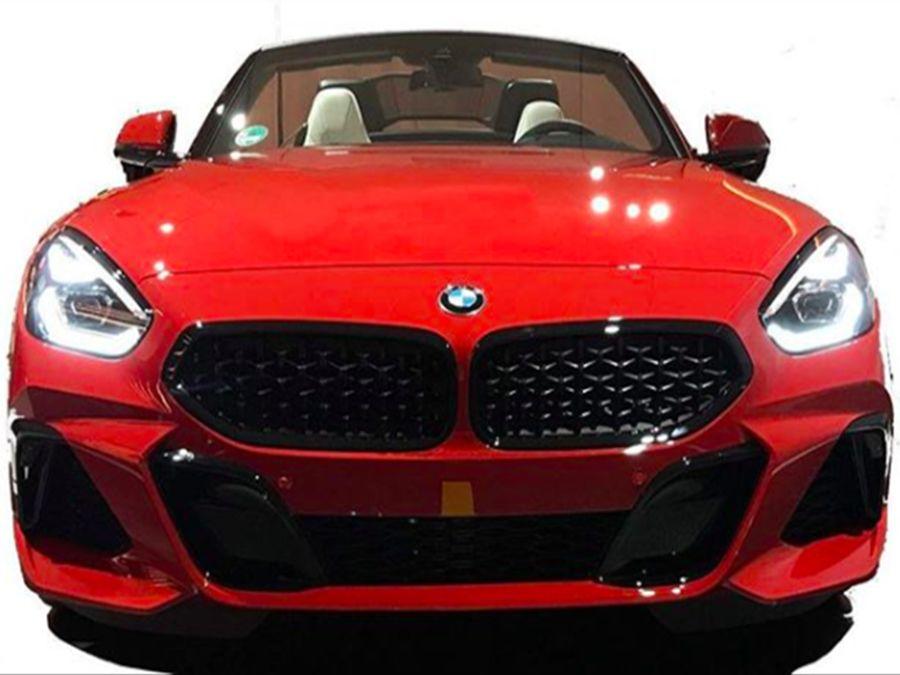 與概念車型相去不遠!全新BMW Z4提前現身!