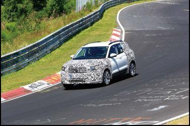 VW T-Cross準備開工量產上市了