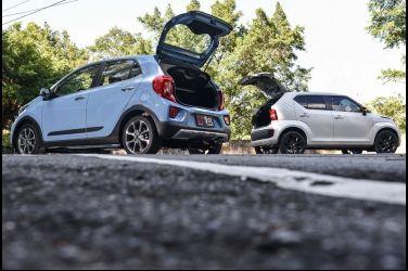 加大兒童餐(下) 動力操控篇 Kia Picanto X-Line vs. Suzuki Ignis