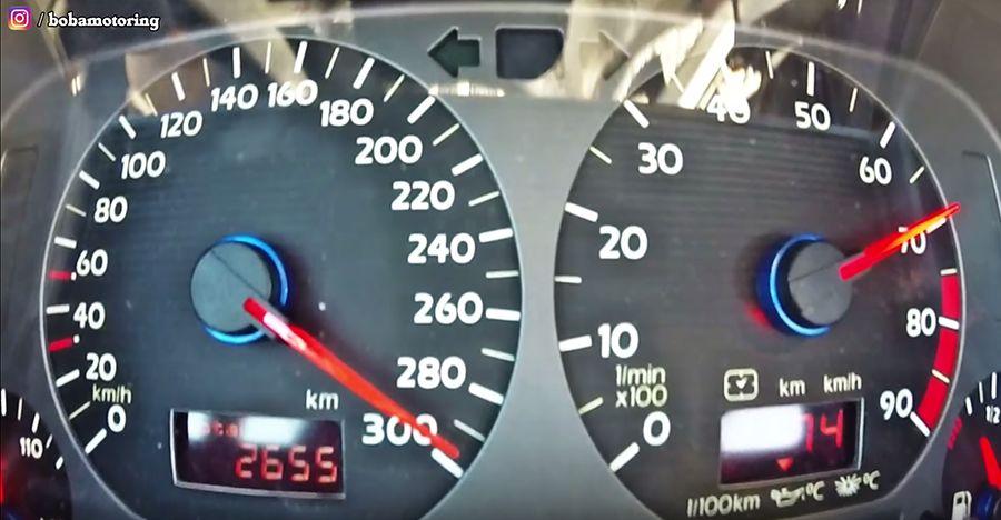 2代VW Golf還能衝上300km/h!牛馬超跑全吃灰!