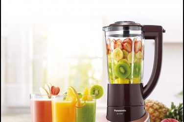 Panasonic新食感果汁機 超乎想像綿密又滑順的全新口感
