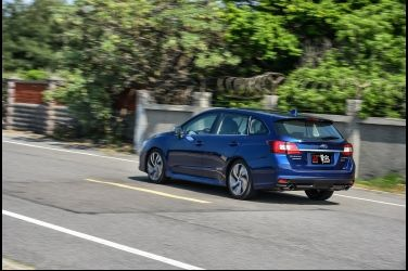 文車五門鯊  Subaru Levorg 2.0 GTS EyeSight(下)