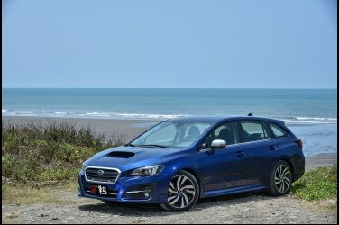 文車五門鯊  Subaru Levorg 2.0 GTS EyeSight(上)