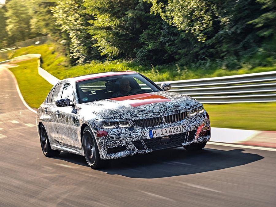快問世了!!第七代BMW 3系列透露少少新車規格
