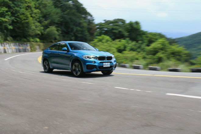 德國SUV轎跑 BMW X6 xDrive35i M Sport Edition試駕: Page 2 of 2