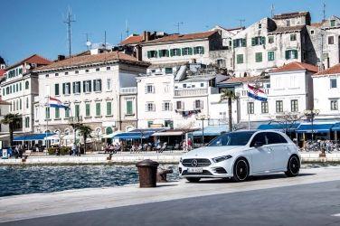 終極進化Mercedes-Benz A-Class(上)