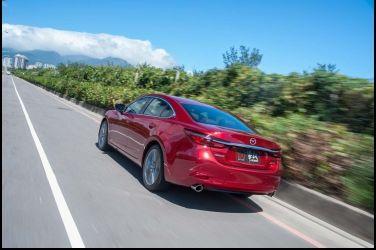 內外俱進的高級感 Mazda 6旗艦進化版 (下)