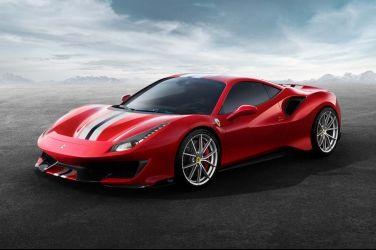 以賽道為名  Ferrari 488 Pista