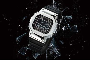 G-SHOCK GMW-B5000-1正式上市