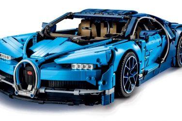 討論度爆表山豬王Bugatti Chiron開賣