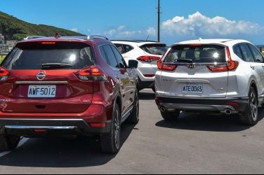 挑戰國產霸主(下) Nissan X-Trail vs. Honda CR-V vs. Hyundai Tucson