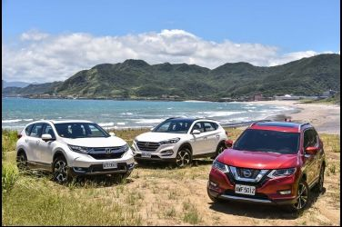 挑戰國產霸主(上) Nissan X-Trail vs. Honda CR-V vs. Hyundai Tucson