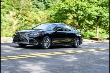 舒適外的運動跑格Lexus ES 200(下)2.0L加速溫和平順