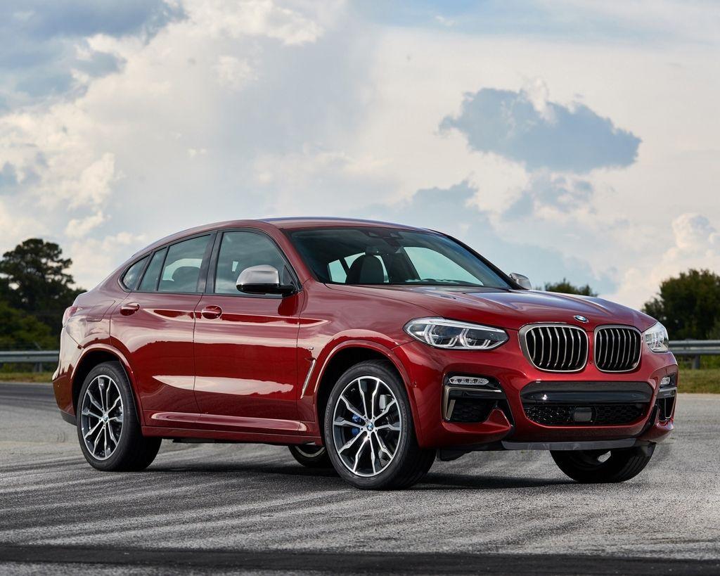 全新大改款BMW X4 8/30發表、9/1進駐全台展示