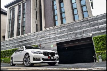 神氣活現BMW 740i M Sport