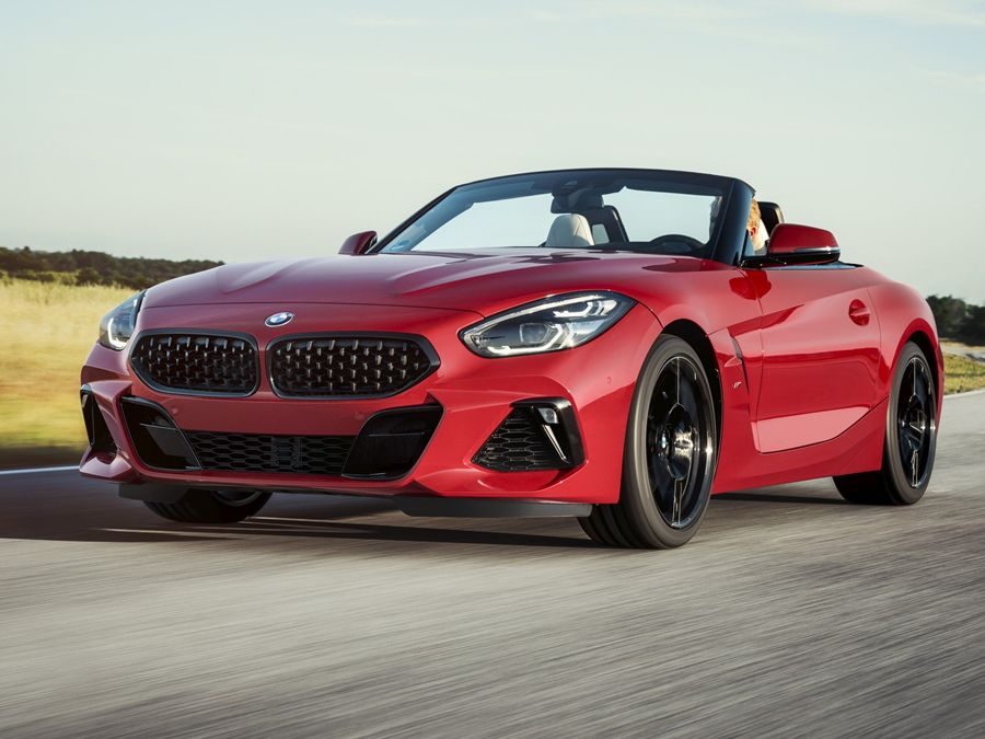 回歸軟篷!全新第三代BMW Z4發表