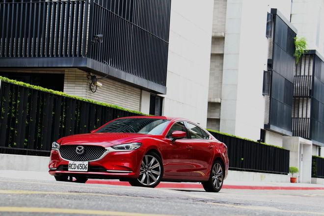 二度小改質感大躍進 Mazda6 Sky-G旗艦進化型試駕