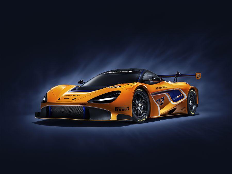 競逐GT3賽事!McLaren推出720S GT3賽車