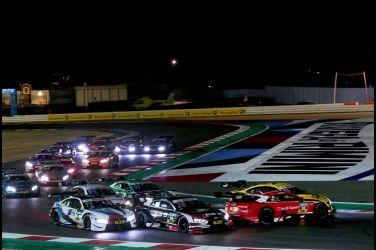 Audi Sport大顯身手  征戰首場DTM夜間賽事