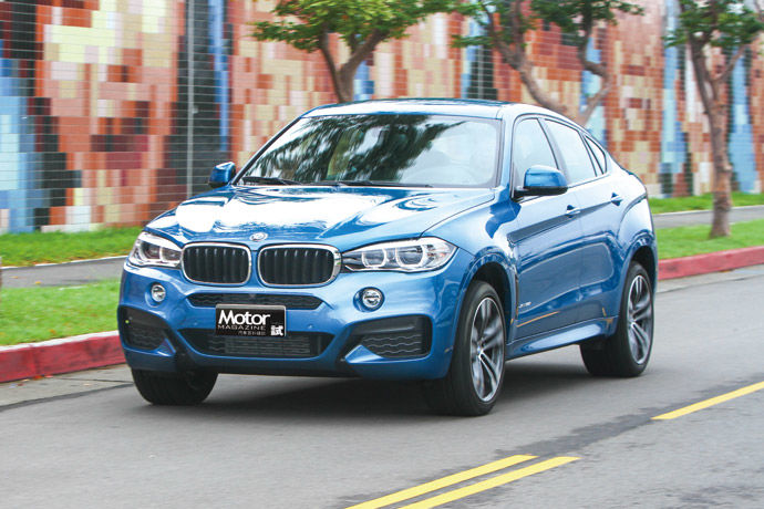 M化跑旅    BMW X6 xDrive35i M Sport Edition