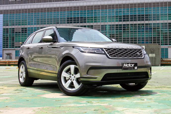 耀眼星脈    Land Rover Range Rover Velar S P250