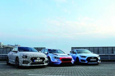 Hyundai i30N  Fastback巴黎車展首演 N性能子品牌最新成員