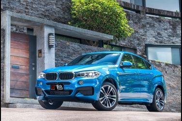 跑風濃厚  BMW X6 xDrive35i M Sport Edition