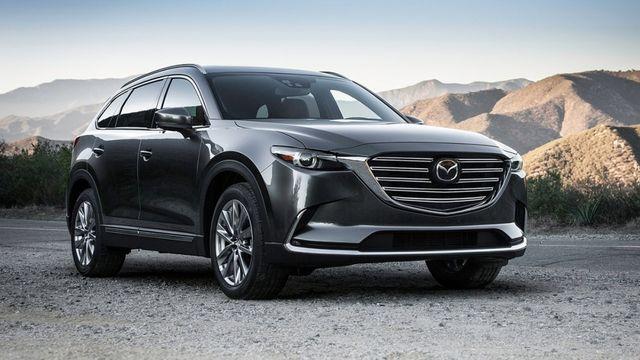 2018年09月 Mazda 馬自達全車系中古車行情表