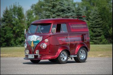 最近都在玩經典車  那Q版的VW T1如何?