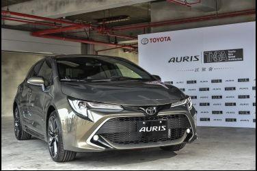 五門掀背再掀戰火  Toyota Auris競爭對手介紹