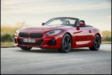 大改款BMW Z4終於露臉了!!!