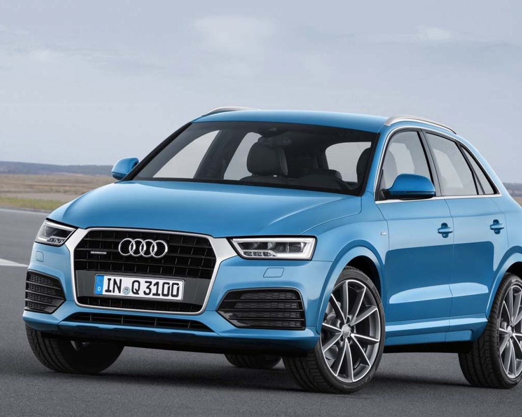 Audi Q3 / A1 Sportback 限定購車優惠即刻開跑