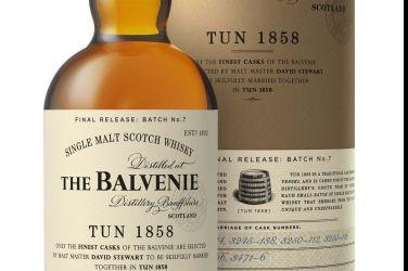百富1858號桶第七批次珍稀酒款  絕版最終章限量登台