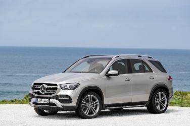 全新大改 Mercedes-Benz GLE