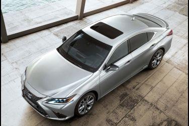 大小通吃Lexus ES價格與尺碼的如意算盤