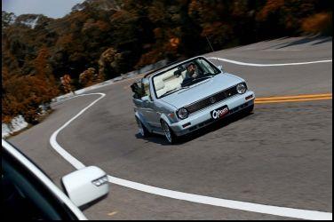 VW Golf MK1 Cabriolet絕美經典敞篷車(上)