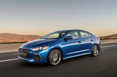 百萬以內、10月中旬推出、國產Hyundai Elantra Sport